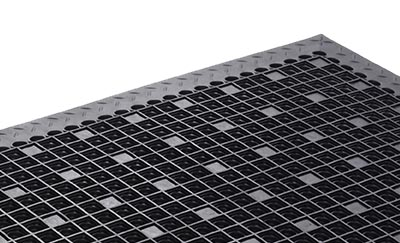 Alsco Anti Slip Mat Angle Front