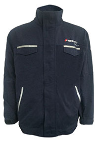 Alsco Fire Resistant Jacket Front 2500