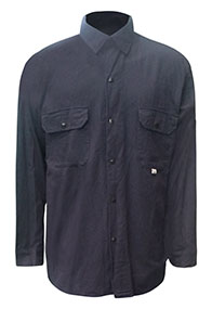 Alsco Fire Resistant Shirt Front 2488