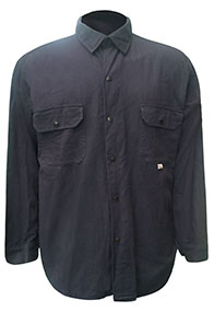 Alsco Fire Resistant Shirt Front 2489