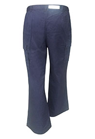 Alsco Fire Resistant Trousers-back 2486