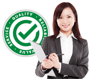 Alsco Friendly customer service by Alsco China