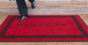 Alsco Welcome Mat