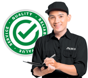 Alsco Service Quality Man